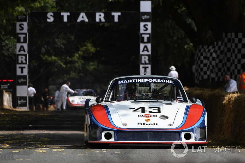 Porsche Moby Dick John Fitzpatrick