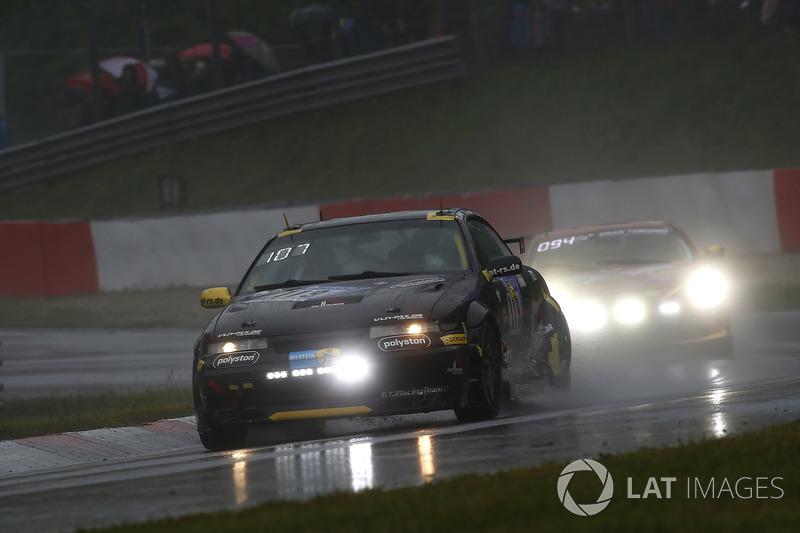 Тобиас Юнг, Карлос Таварес, Андреас Кунерт, Герберт Шмидт, TJ-Racing-Team, Opel Calibra TJ-R (№119)