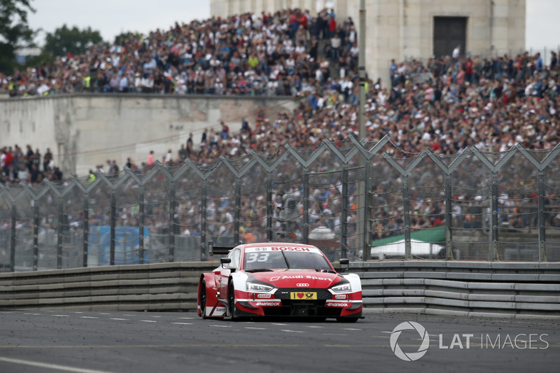13. René Rast, Audi Sport Team Rosberg, Audi RS 5 DTM