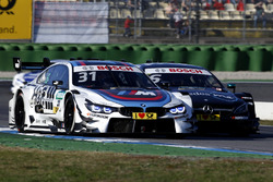 Tom Blomqvist, BMW Team RBM, BMW M4 DTM, Robert Wickens, Mercedes-AMG Team HWA, Mercedes-AMG C63 DTM