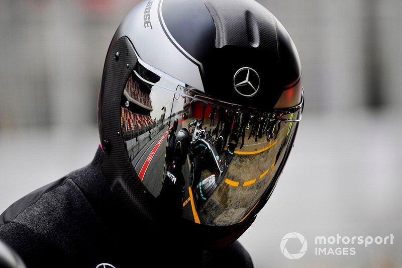 Валттері Боттас, Mercedes AMG F1 W10