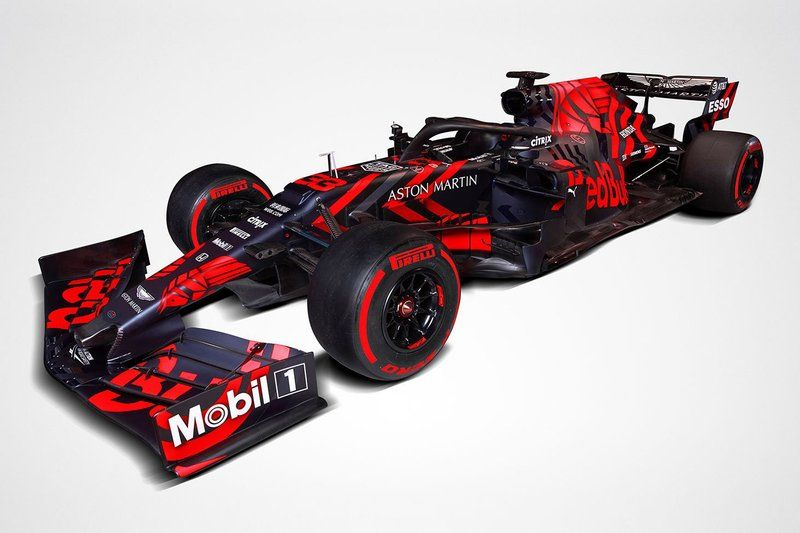 Presentación Red Bull