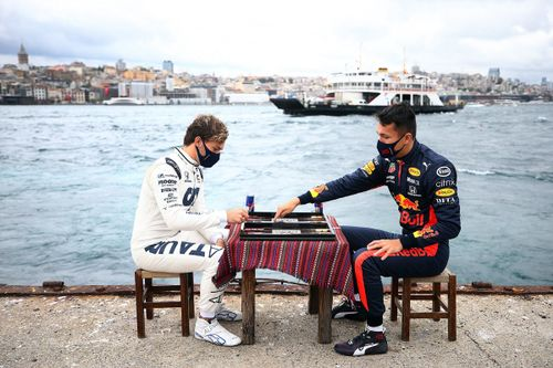 Show Red Bull Istanbul