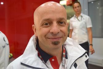 Технический директор Alfa Romeo Sauber Симоне Реста