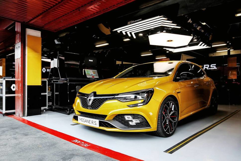 Renault Mégane RS Trophy