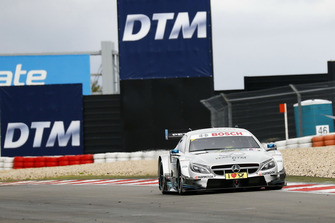 Mick Schumacher en el Mercedes-AMG C63 DTM