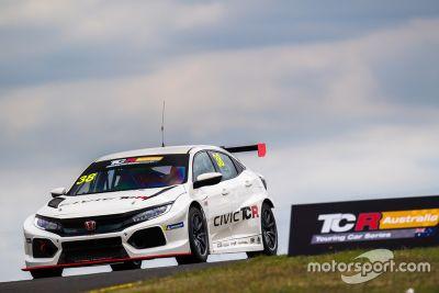 TCR Avustralya Lansmanı