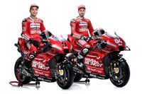 Launching Ducati Team