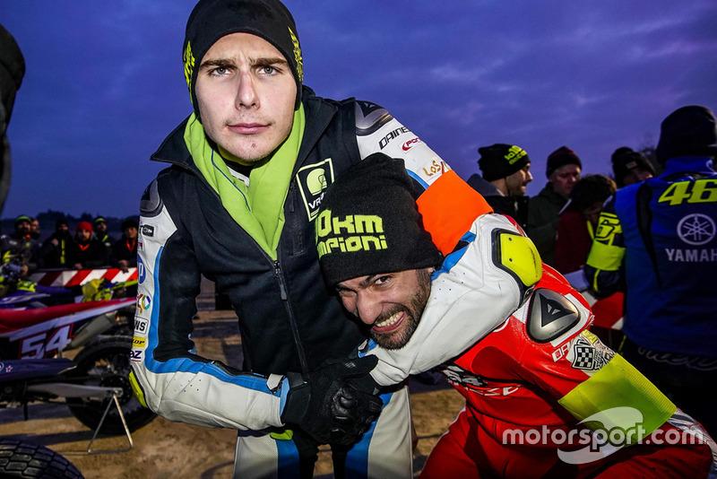 Lorenzo Baldassarri and Mattia Pasini