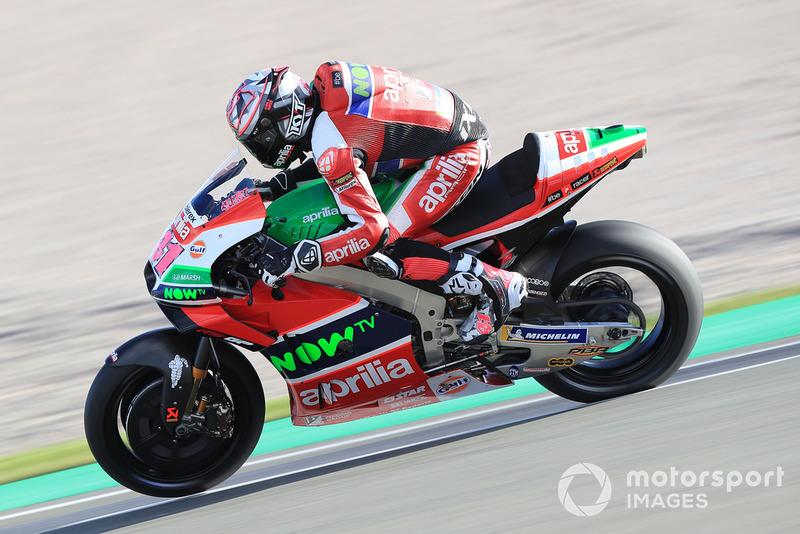 Aleix Espargaró (Aprilia Racing Team Gresini)