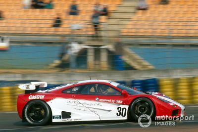 Essais préliminaires des 24 Heures du Mans