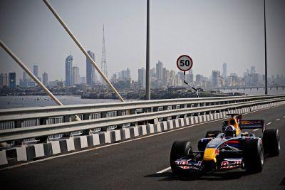 Red Bull Show-run Mumbai