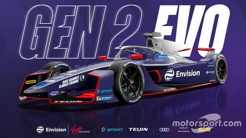 Presentazione dell'auto Gen2 EVO
