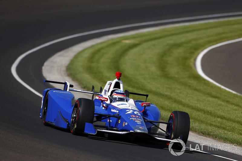 26. Такума Сато, Andretti Honda