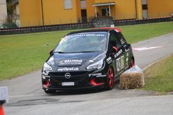 Thierry Kilchenmann, Opel Corsa OPC, Belwag Racing Team, Rennen 1