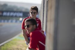 Charles Leclerc, PREMA Powerteam and Antonio Fuoco, PREMA Powerteam