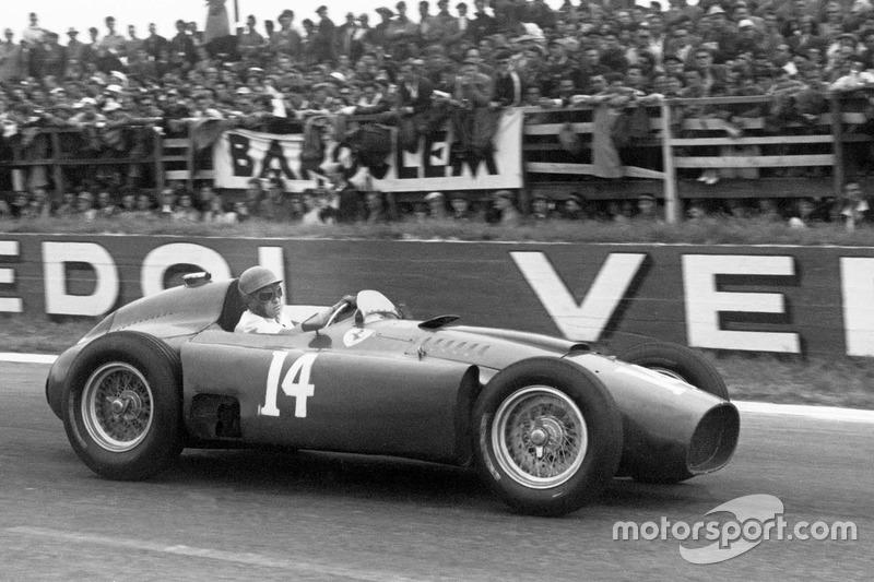 Peter Collins, Lancia Ferrari