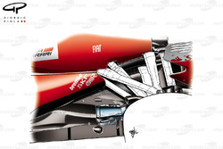Ferrari F150 exhausts