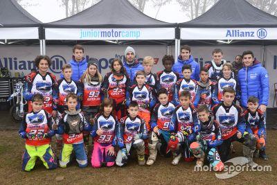 Marc Marquez Junior Motor Camp