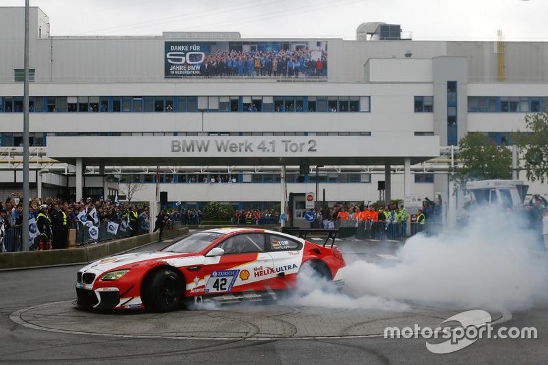 Martin Tomczyk, BMW M6 GT3