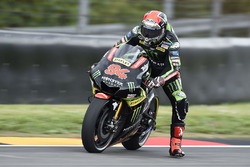 Jonas Folger, Monster Yamaha Tech 3, braking