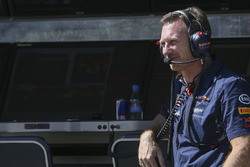 Christian Horner, Takım Patronu, Red Bull Racing