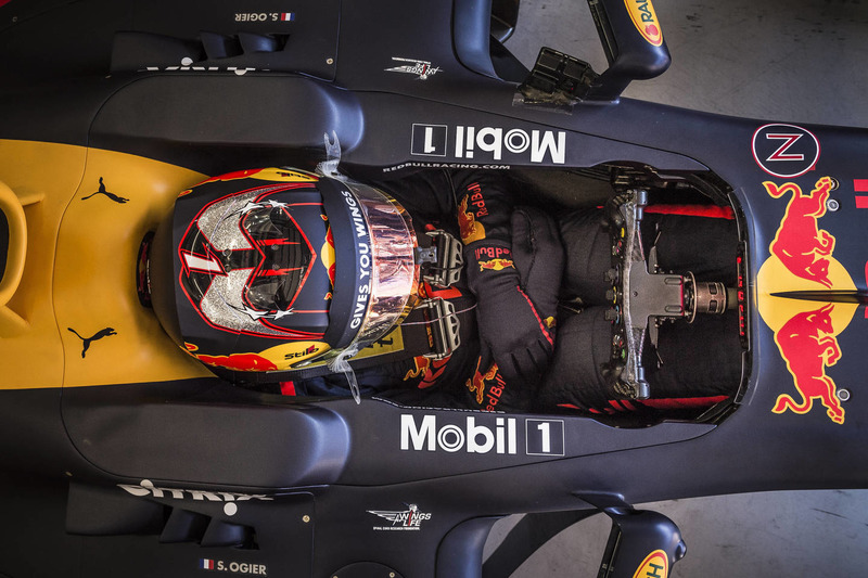 Себастьян Ож'є, Red Bull Racing