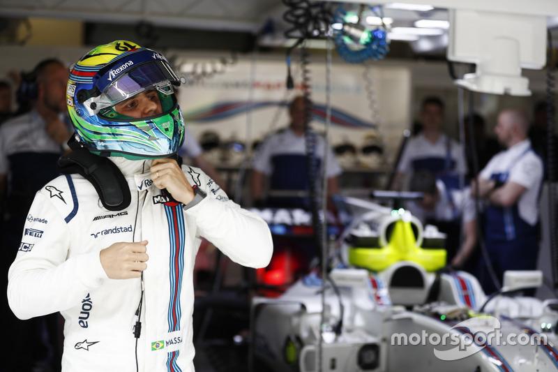 Феліпе Масса, Williams Mercedes