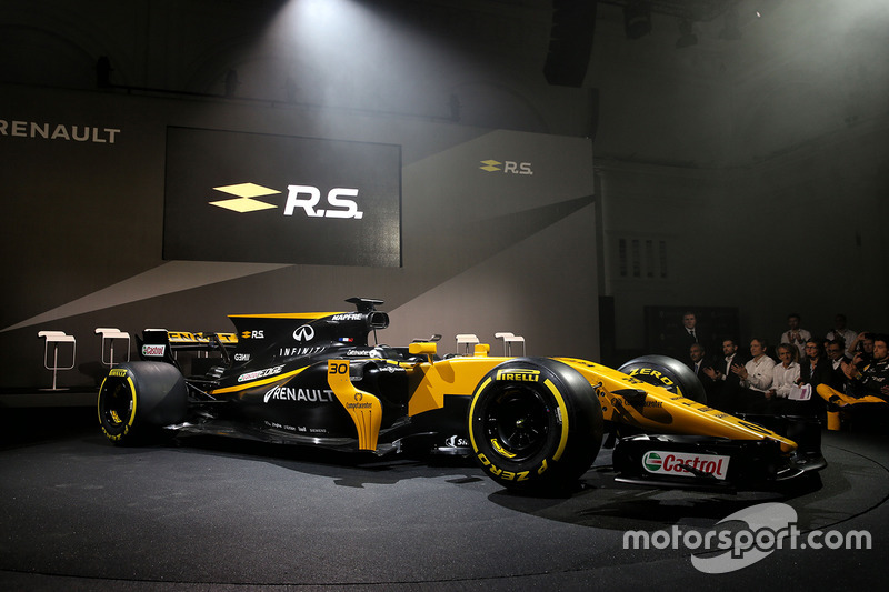 2017: Renault R.S. 17