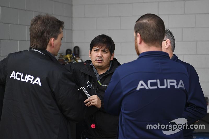 Ingenieure von Acura