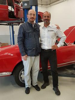 Gabriele Testi et Dario Pergolini