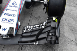 Williams: Frontflügel