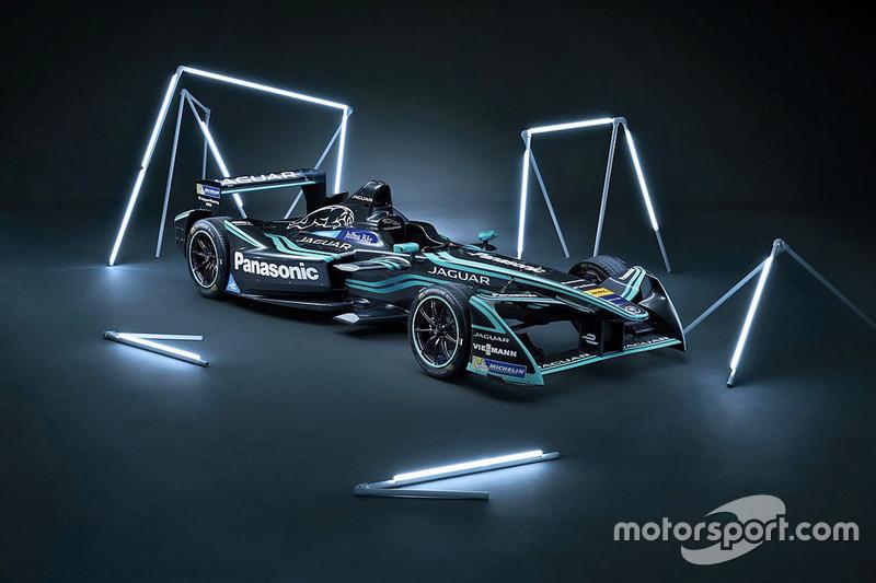 Jaguar Racing livery