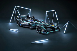 Jaguar Racing, Lackierung