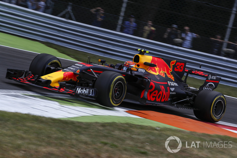 #3: Red Bull Racing