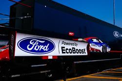 Renntransporter: Ford Chip Ganassi Racing