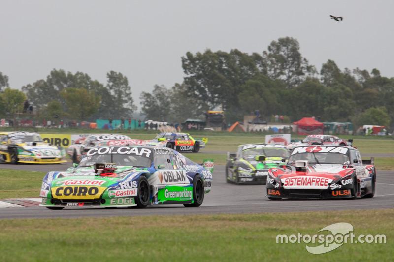 Gaston Mazzacane, Coiro Dole Racing Chevrolet, Matias Rossi, Nova Racing Ford