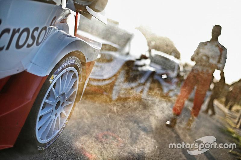 Деталь машини Toyota Yaris WRC