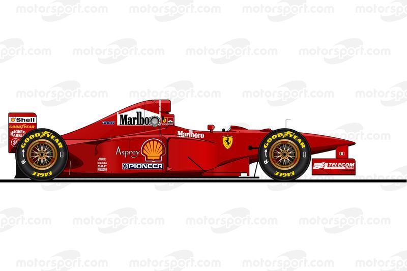 1997: Ferrari F310B