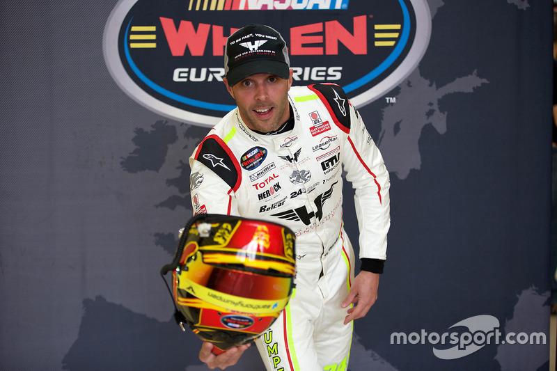 NASCAR Euro: Anthony Kumpen, PK Carsport