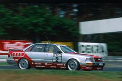 Frank Jelinski, Audi V8 quattro