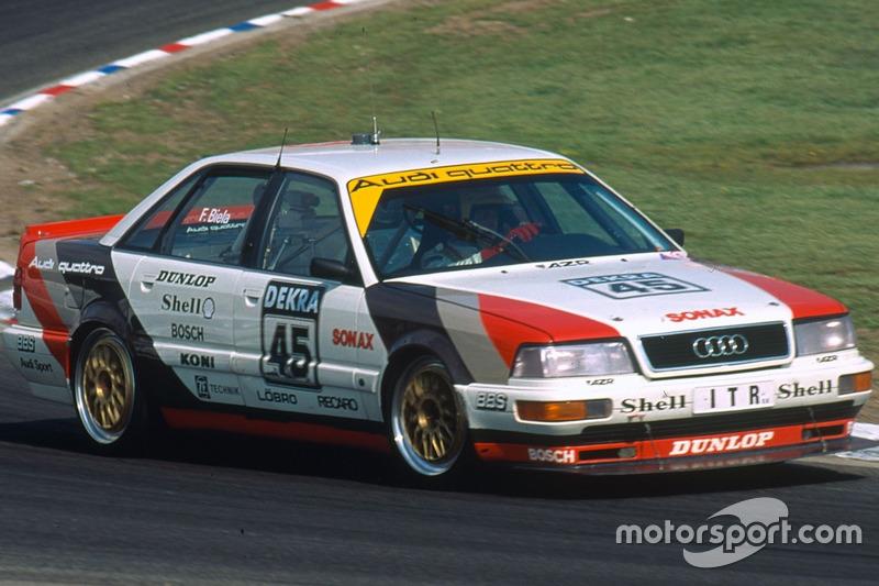1991: DTM-Titel
