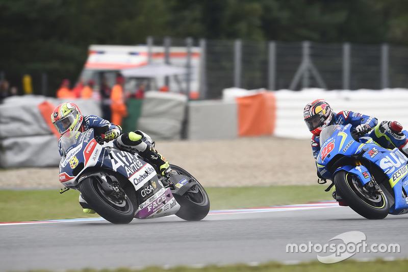 Hector Barbera, Avintia Racing, Maverick Viñales, Team Suzuki MotoGP