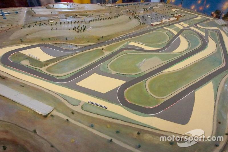 Circuito de Tenerife: Modell