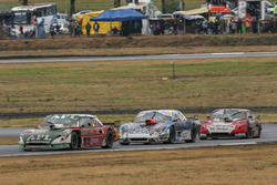 Juan Jose Ebarlin, Donto Racing Torino, Martin Ponte, Nero53 Racing Dodge, Jose Manuel Urcera, Las T