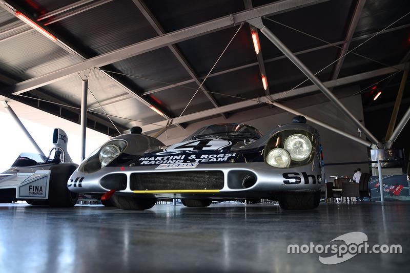 Esposizione Martini, Porsche 917
