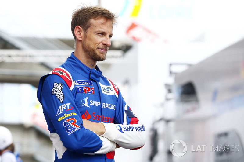 Jenson Button: #11 SMP Racing BR Engineering BR1