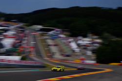 #84 Mercedes-AMG Team MANN-FILTER HTP: Gary Paffett, Edoardo Mortara, Renger van der Zande