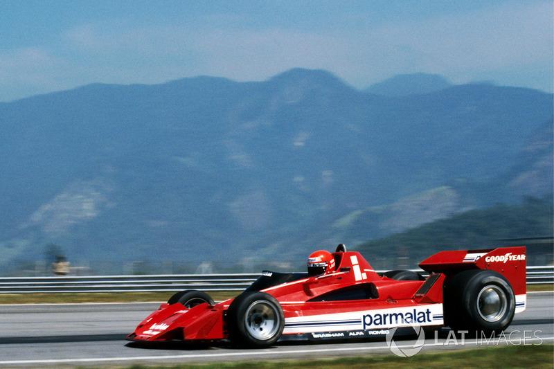 A edição do GP do Brasil de 1978 marcou a estreia do recém-inaugurado autódromo de Jacarepaguá na F1. A pista no Rio de Janeiro receberia a categoria por 10 vezes.