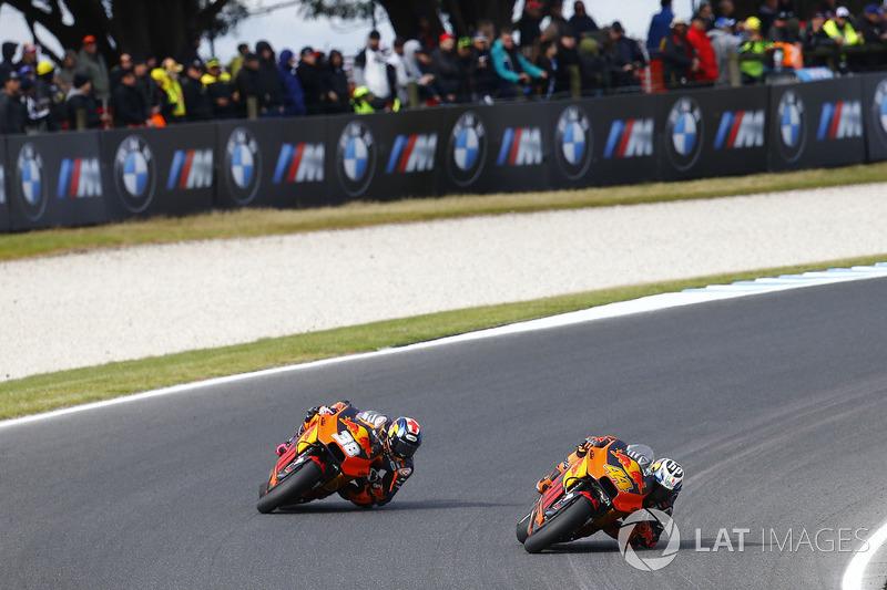 Pol Espargaro, Red Bull KTM Factory Racing, Bradley Smith, Red Bull KTM Factory Racing